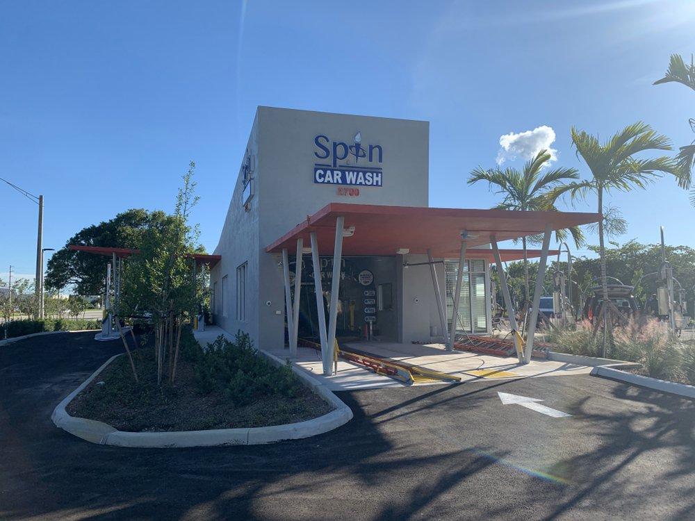 SPIN Car Wash: 2700 W Broward Blvd, Fort Lauderdale, FL