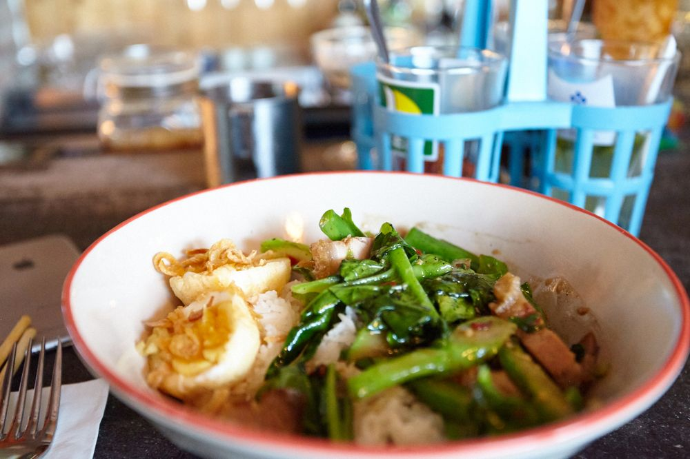 Food from Glai Baan