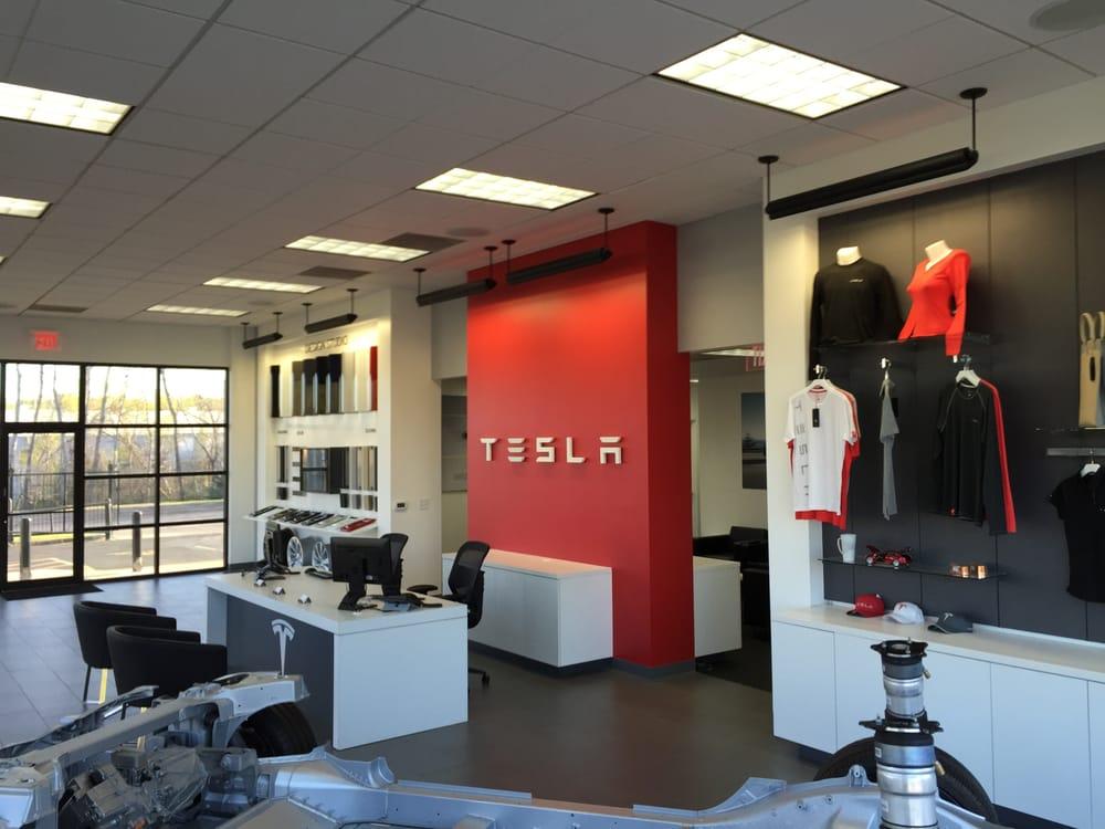 Tesla Motors - Kansas City