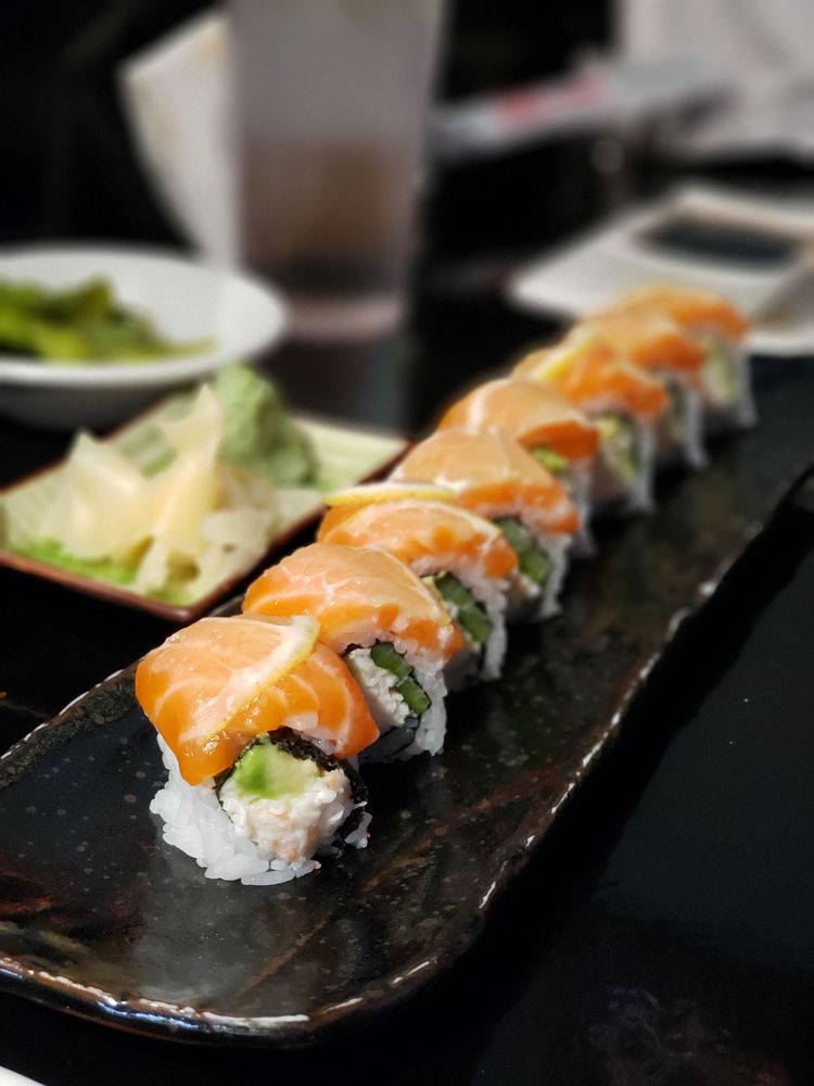 Sushi Fish Attack