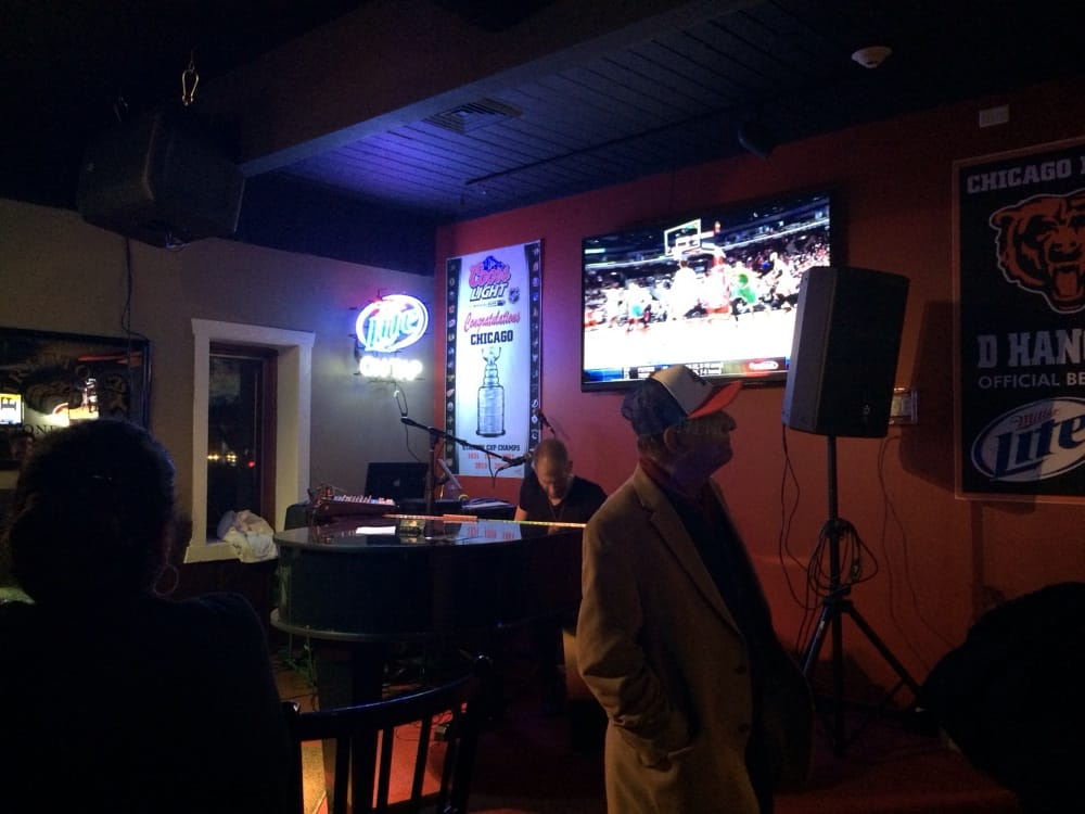 bar and grill elgin il united states piano lounge in the basement