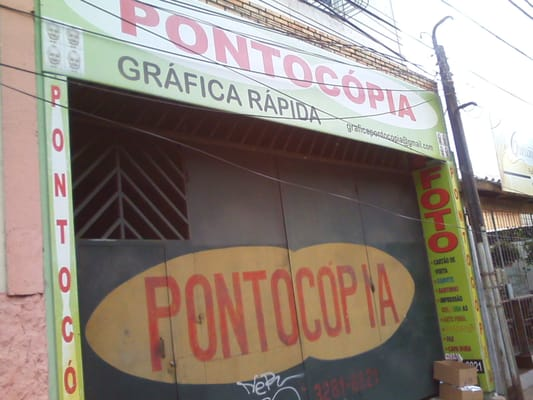 Photo Of Ponto Copia Grafica Rapida