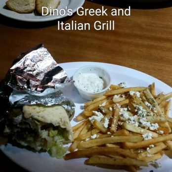 Dino Italian Restaurant Goodyear Az