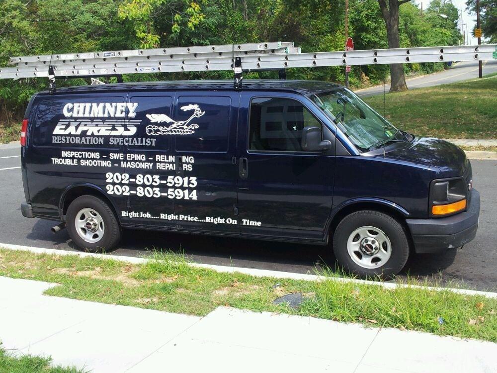 Chimney Express: 12734 Wedgedale Ct, Upper Marlboro, MD