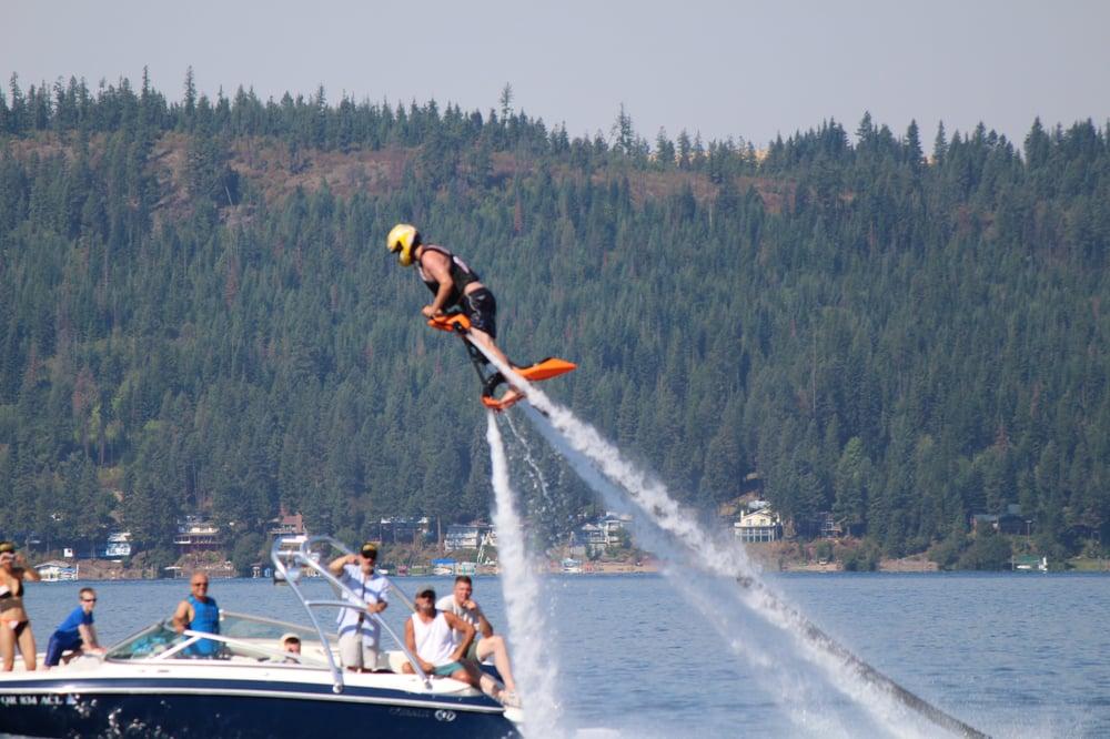 Harrison Idaho Water Adventures: 250 W Harrison St, Harrison, ID