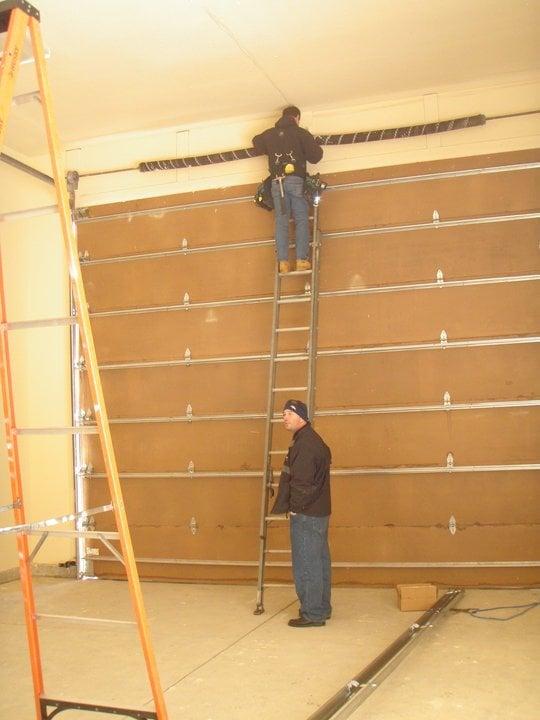 18x14 Cedar Sided Door Heavy Big Done Yelp