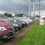 If You Photo Of Royal Moore Buick Gmc Hillsboro Or United States