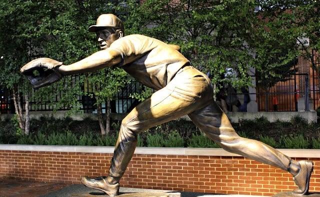 Cal Ripken Statue
