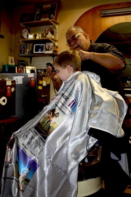 Fred's Barber Shop: 375 Military E, Benicia, CA
