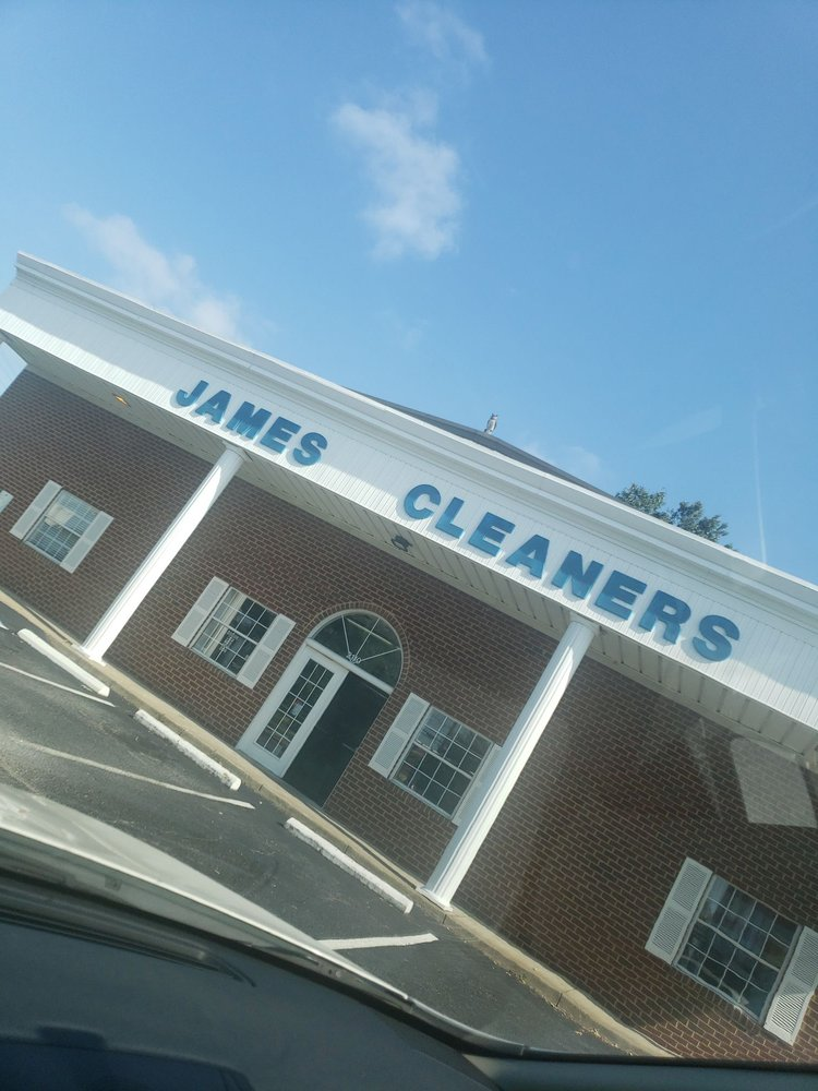 James Cleaners: 2110 Atlantic Ave, Chesapeake, VA