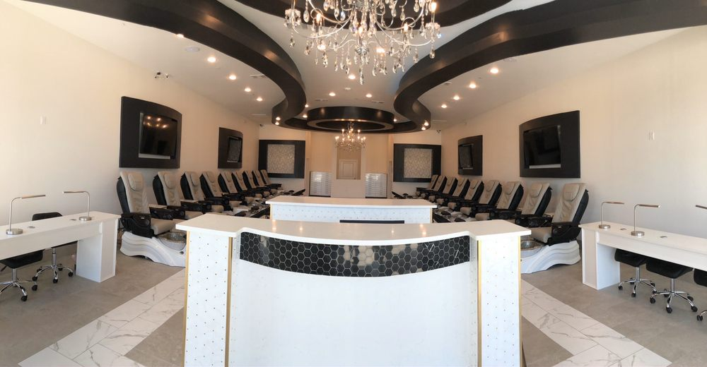 D'Vinci Nails & Spa: 1010 W Exchange Pkwy, Allen, TX