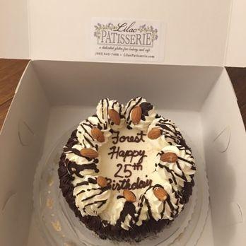 Lilac Pâtisserie  Photos   Reviews Desserts - Birthday cake barbara