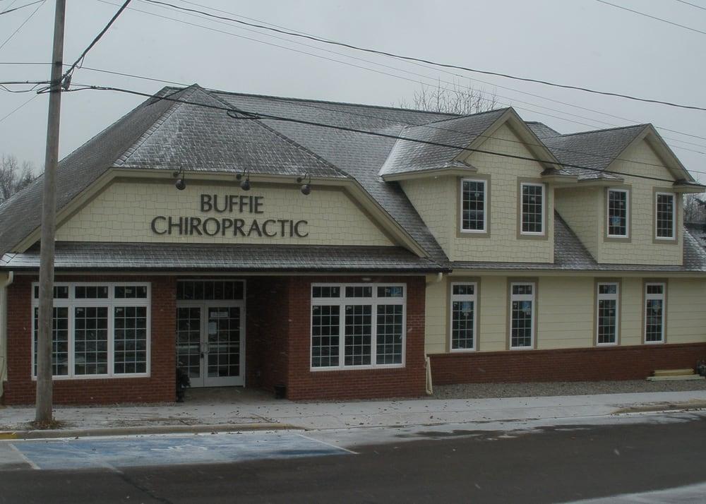 Buffie Chiropractic Clinic: 8340 Bridge St, Rockford, MN