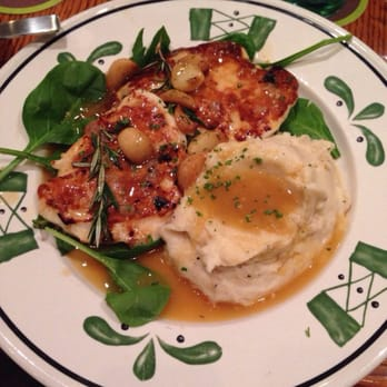 Photo Of Olive Garden Italian Restaurant   Glendale, CA, United States.  Rosemary Garlic