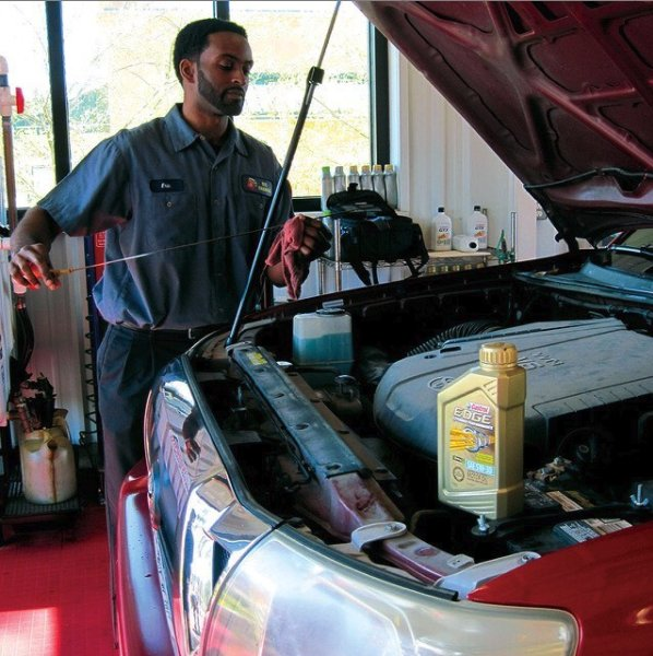 Take 5 Oil Change: 254 N Loop 1604 E, San Antonio, TX