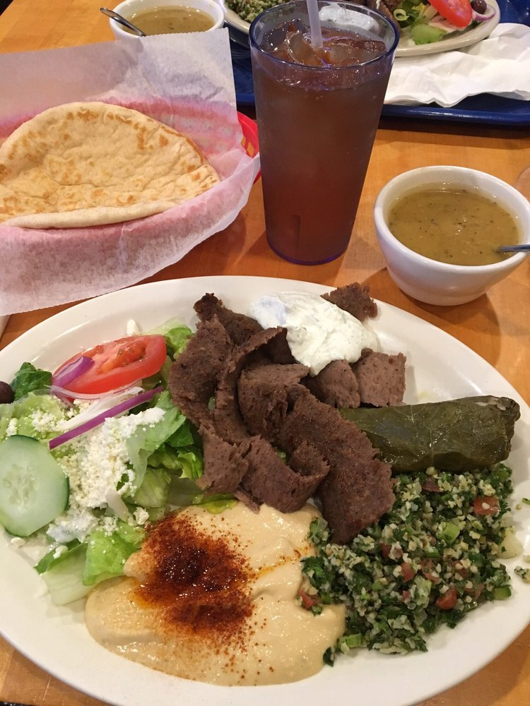 Photo Of Tino S Greek Cafe Austin Tx United States We Have Tried