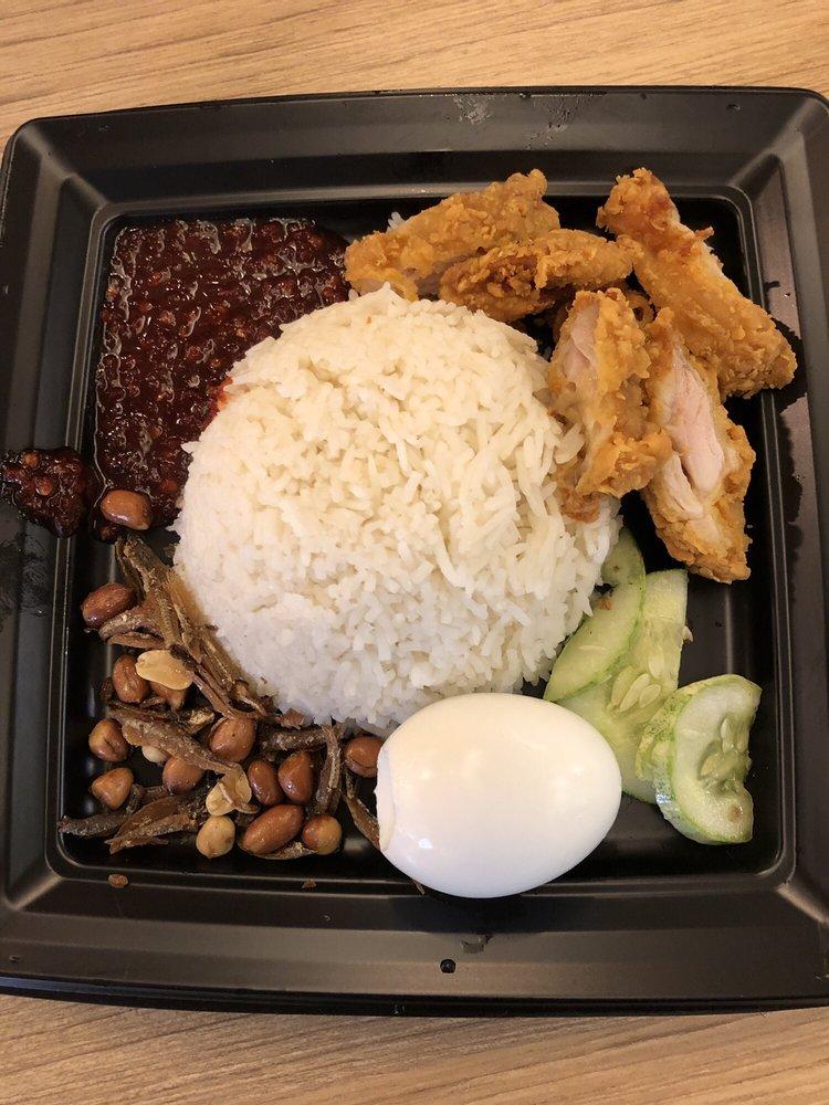 Crave Nasi Lemak by Selera Rasa Singapore