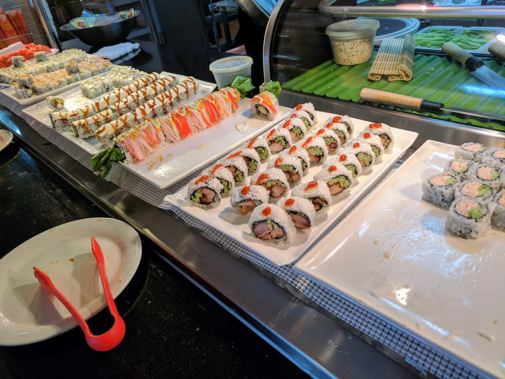 Asian Buffet: 5130 N 27th St, Lincoln, NE