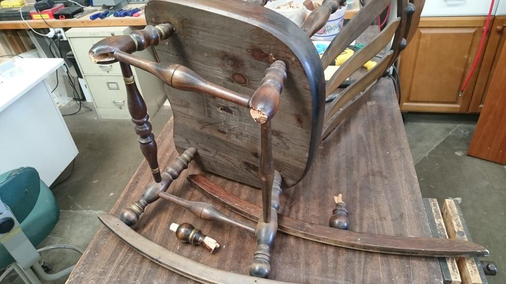 Photo Of Les Furniture Repair And Wood Work
