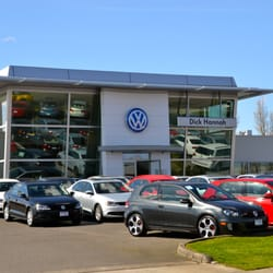 vancouver washington hannah dick volkswagen