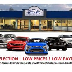 Dynamic motor company car dealers 1223 n truman blvd for 6167 motors crystal city mo