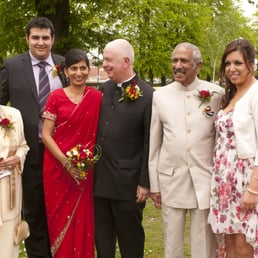 Photo Of Redbridge Registry Office Wedding Photography London United Kingdom