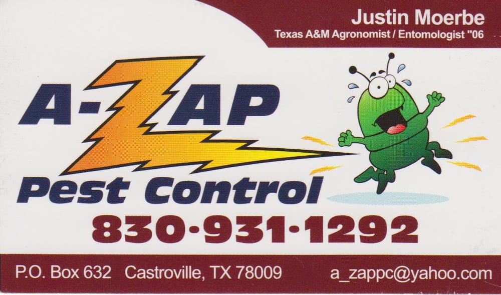 iPest: 818 Hwy 90 E, Castroville, TX