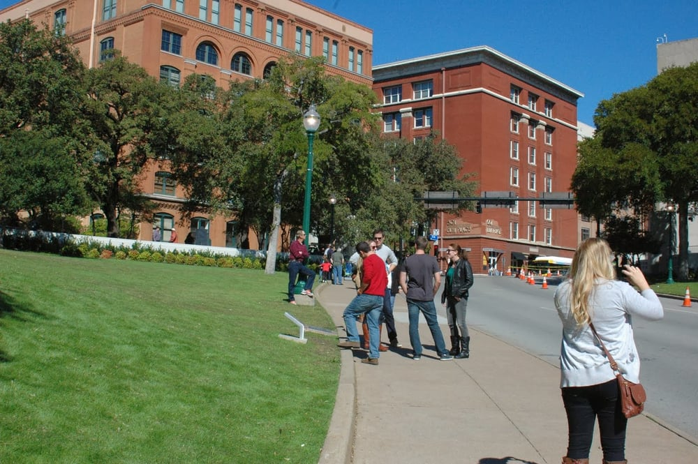 Views From Dealey Plaza Dallas Tx Yelp