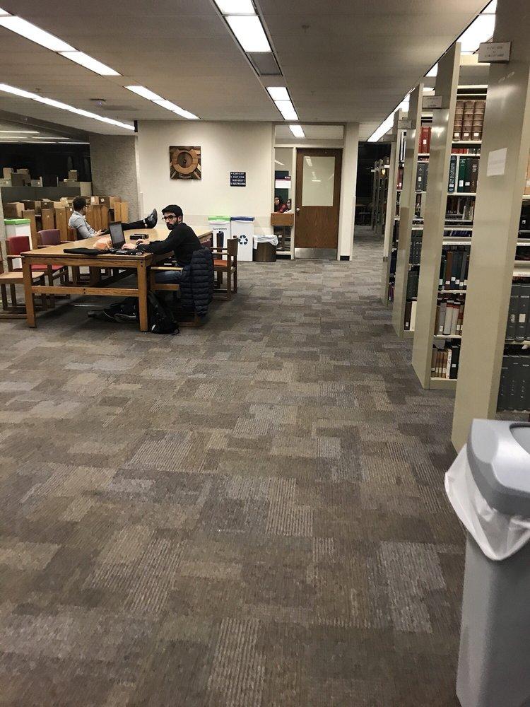 The University of Arizona Main Library