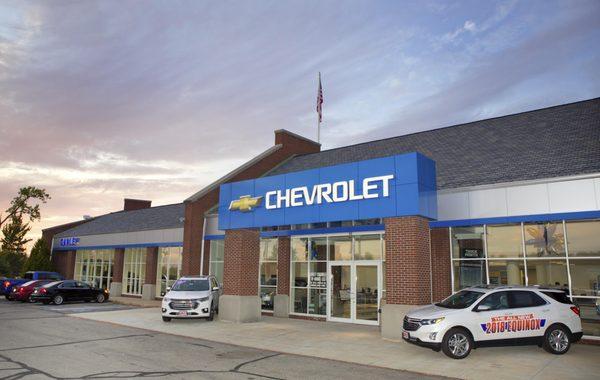 Ganley Chevrolet of Aurora 310 W Garfield Rd Aurora, OH Auto Repair
