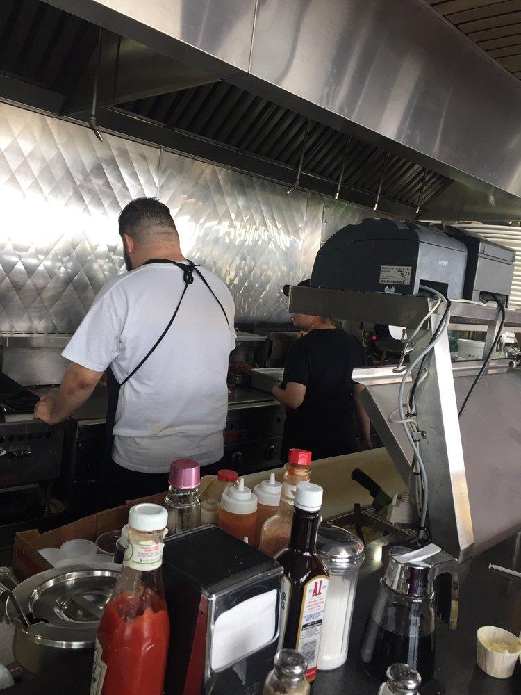 Skyline Luncheonette Restaurants 789 Dowd Ave Elizabeth NJ Vereinigte
