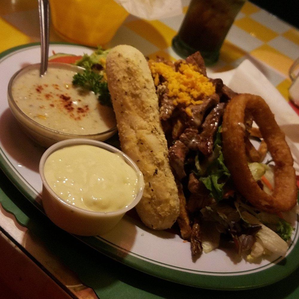 Legends Restaurant: 1725 Jackson Ave, Warren, PA