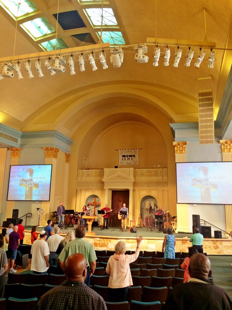 Church In the City: 2280 E 16th Ave, Denver, CO