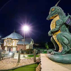 Photo Of Greatest Adventures Miniature Golf Branson Mo United States
