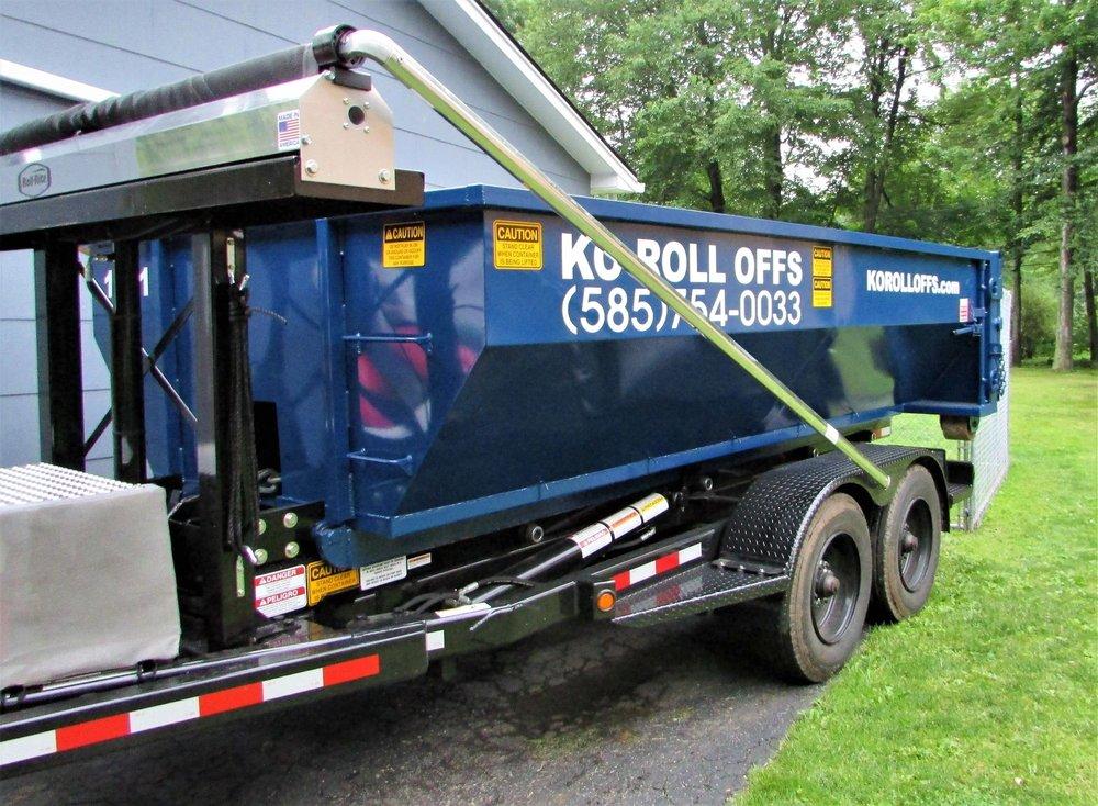 KO Roll Offs: Webster, NY