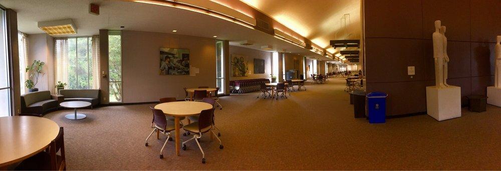 HSU Library: 1 Harpst St, Arcata, CA