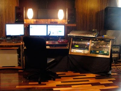 Magnificent Alchemy Studios Control Room Recording And Video Studio Calgary Largest Home Design Picture Inspirations Pitcheantrous