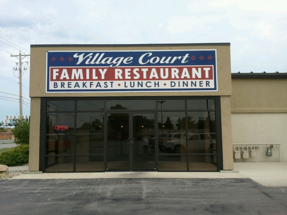Village Court Family Restaurant: 687 S Taft, Mason City, IA