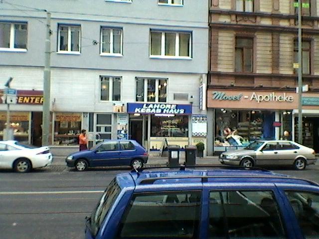 lahore kebab haus indisches restaurant bahnhofsviertel frankfurt am main hessen. Black Bedroom Furniture Sets. Home Design Ideas