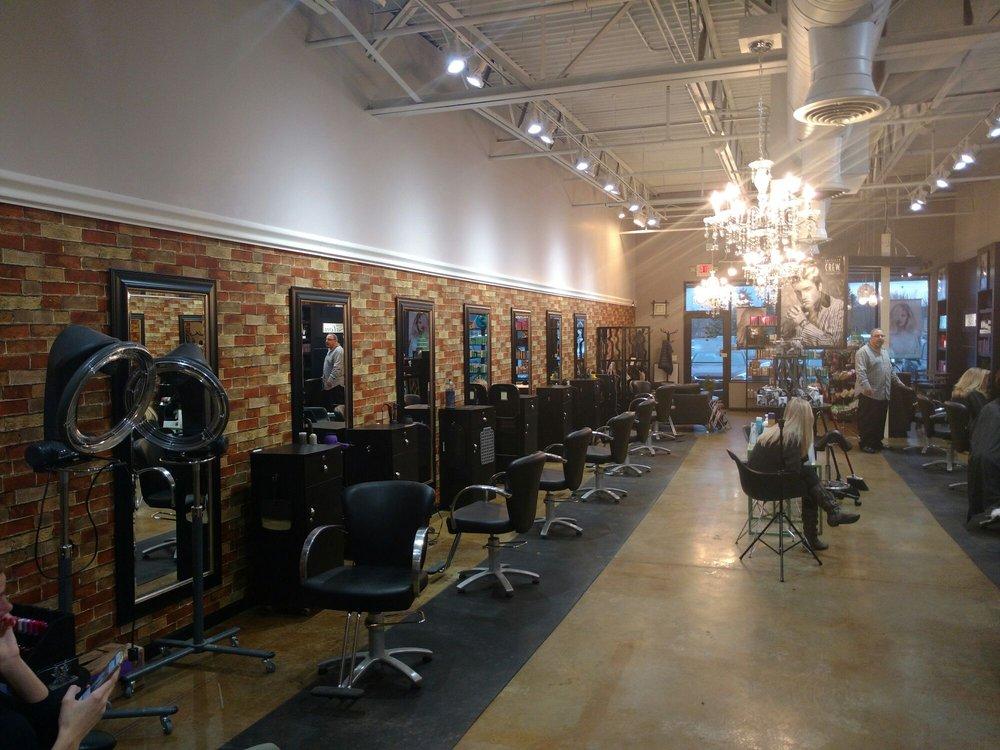 Westbrook salon hair stylists 6523 n canton center rd for Adalia salon westbrook me
