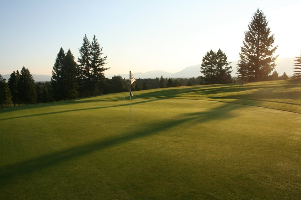 Buffalo Hill Golf Club: 1176 N Main St, Kalispell, MT
