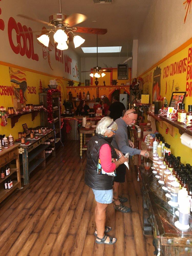 Bisbee Hot & Spicy: 8 Naco Rd, Bisbee, AZ