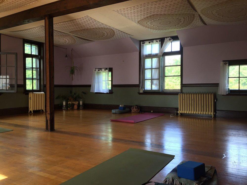 Yoga Parkside: 2 Wallace Ave, Buffalo, NY