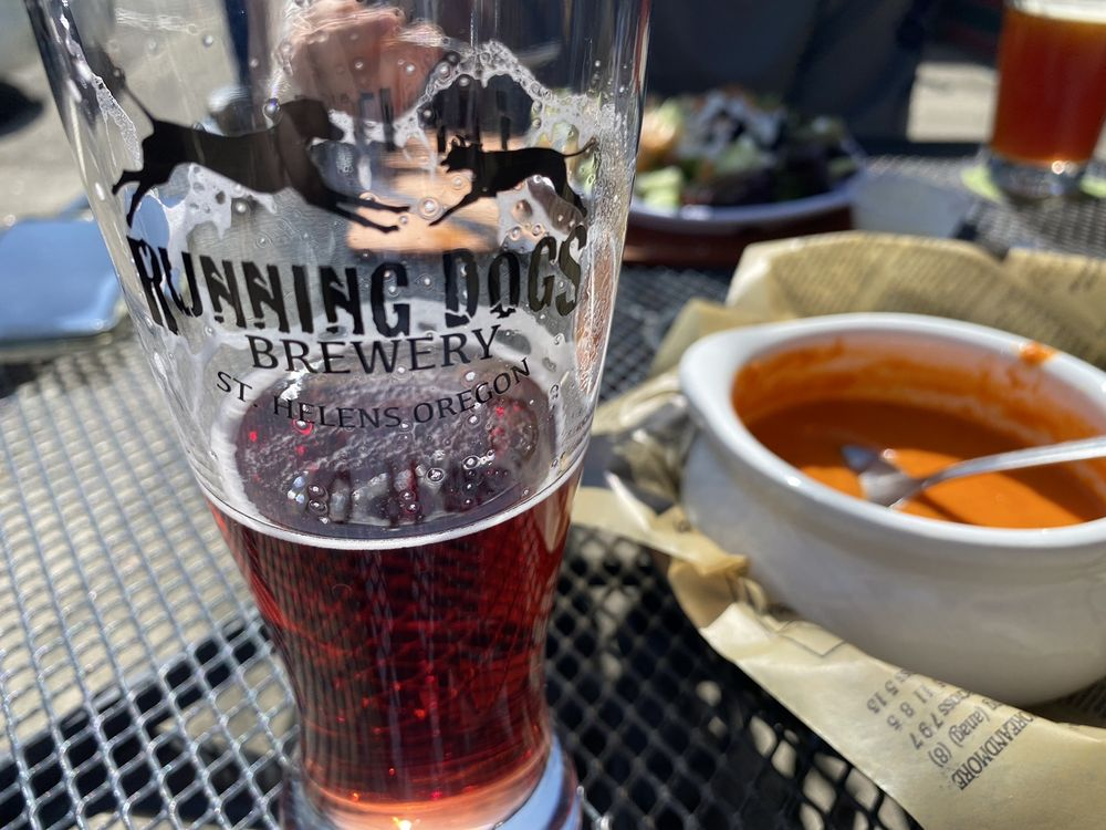 Running Dogs Brewery: 291 S 1st St, Saint Helens, OR
