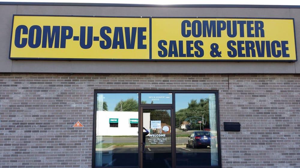 Comp-U-Save: 189 N Kinzie Ave, Bradley, IL