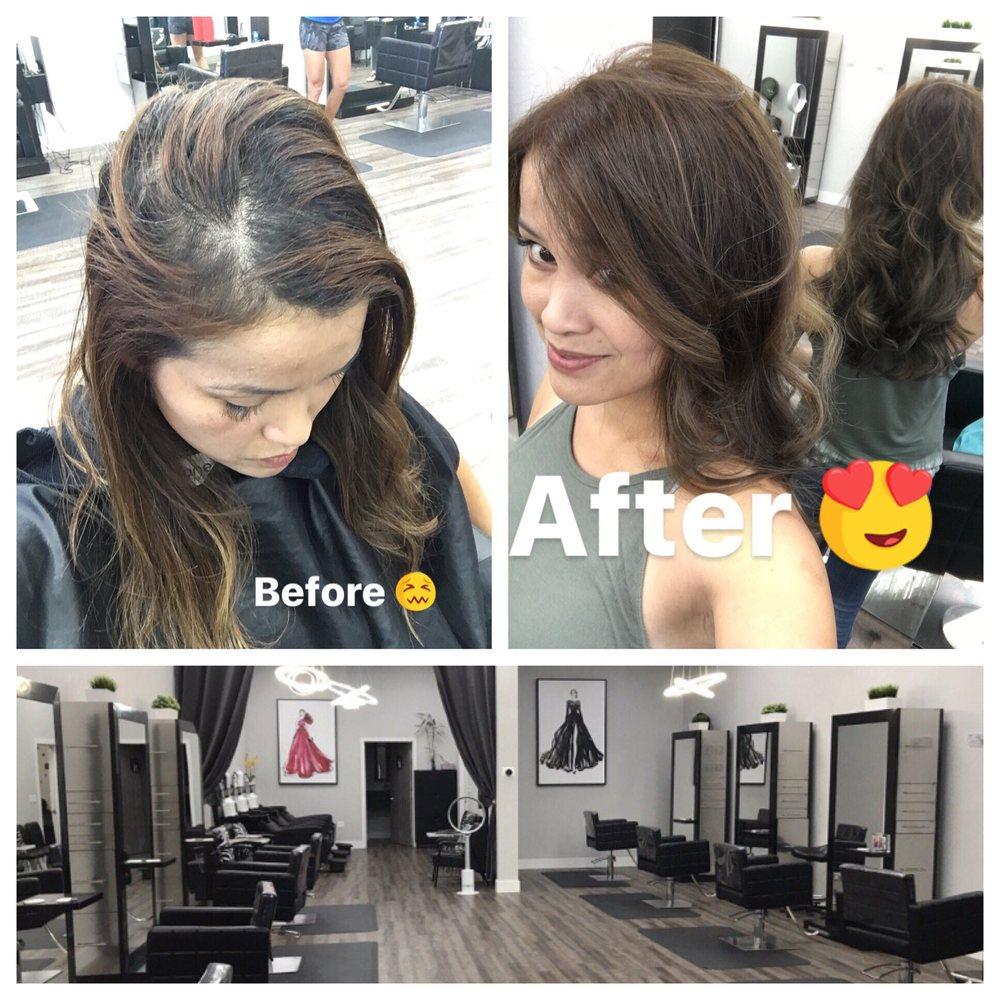 Seven Hair Design Roseville
