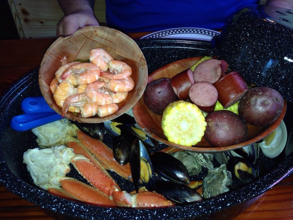 Inlet Crab House Restaurant Raw Bar