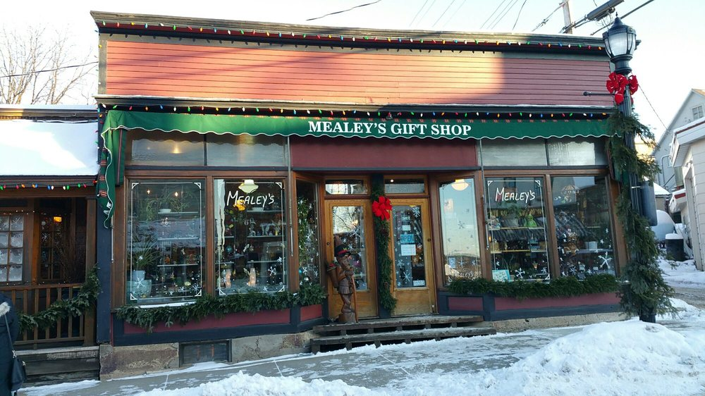 Mealeys Gift & Sauna Shop: 124 N Central Ave, Ely, MN