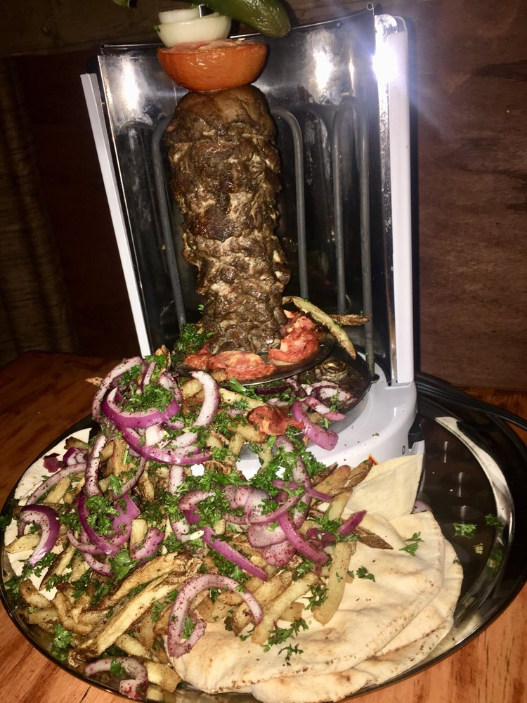 Table Side Lamb Shwarma 80 Be Sure To Order Ahead Of