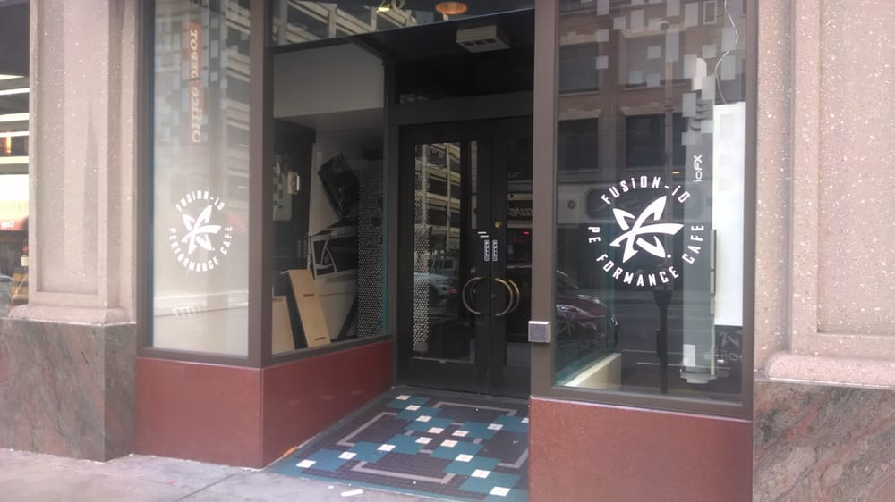 Fusion-io Performance Café